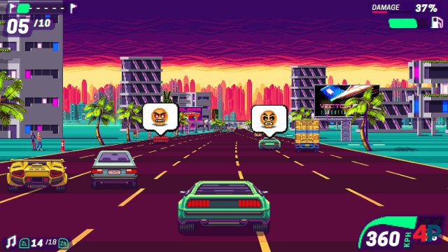 Screenshot - 80's Overdrive (Switch) 92612842