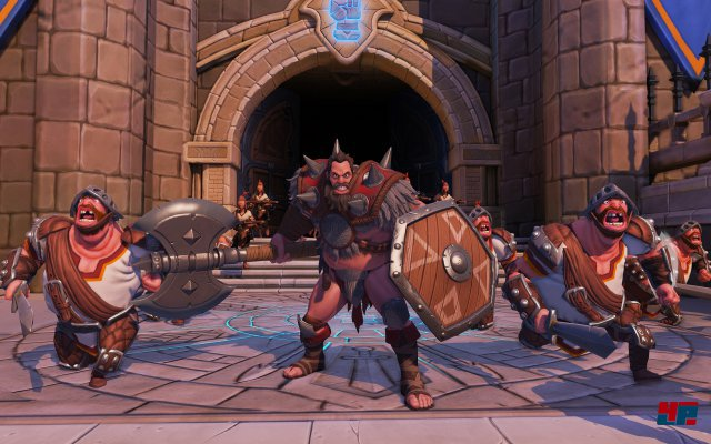 Screenshot - Orcs Must Die! Unchained (PC) 92480431