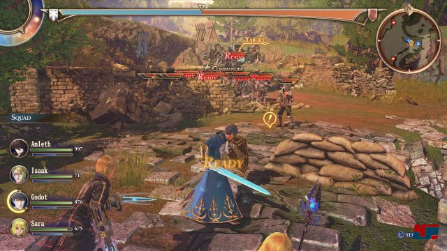 Screenshot - Valkyria Revolution (PS4) 92548632