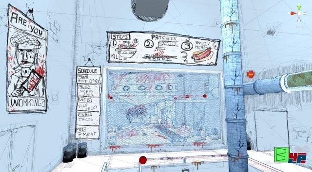 Screenshot - Drawn to Death (PlayStation4)
