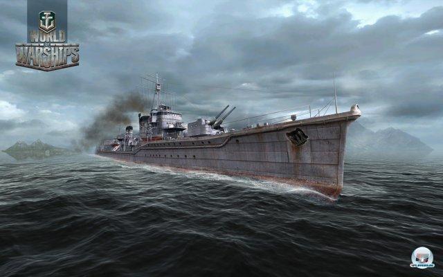 Screenshot - World of Warships (PC) 92426492
