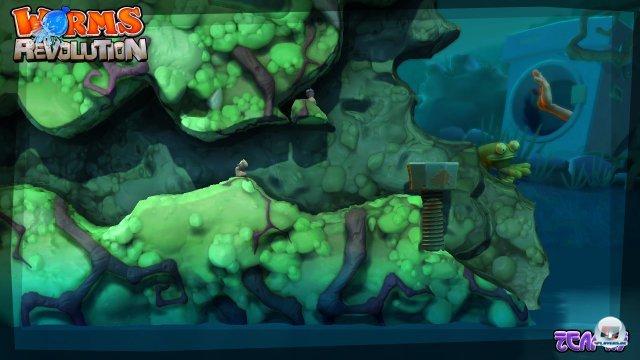 Screenshot - Worms Revolution (360) 92411797