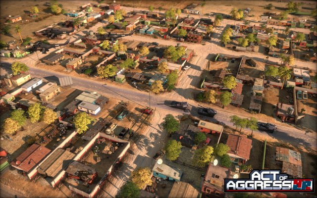 Screenshot - Act of Aggression (PC) 92487663
