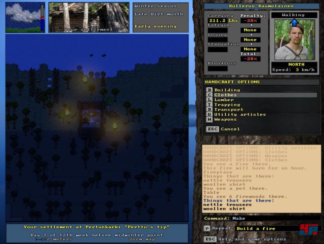 Screenshot - Unreal World (Linux) 92520774