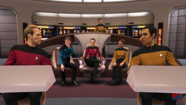 Screenshot - Star Trek: Bridge Crew - The Next Generation (HTCVive) 92564817