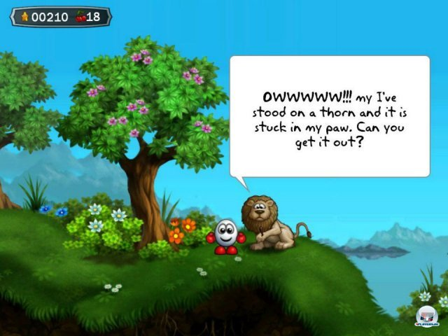Screenshot - Dizzy: Prince of the Yolkfolk (iPhone) 2290872