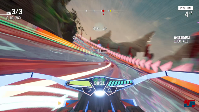 Screenshot - Redout (PS4)