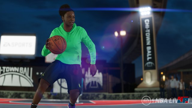Screenshot - NBA Live 19 (PS4)