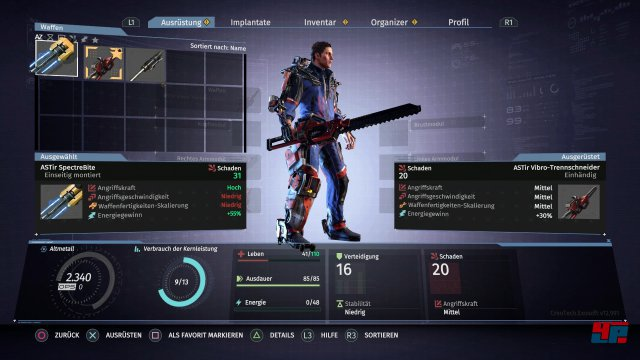 Screenshot - The Surge (PC) 92545791