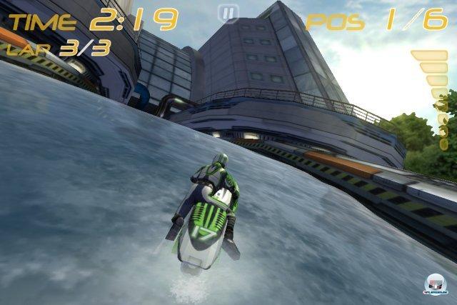 Screenshot - Riptide GP (iPhone)