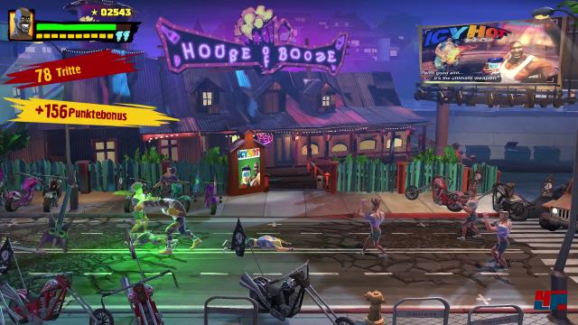 Screenshot - Shaq Fu: A Legend Reborn (PS4) 92569392