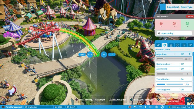 Screenshot - Planet Coaster (PS4, One)