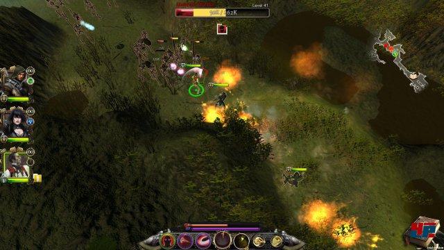Screenshot - Torn Tales (Linux)