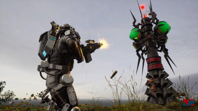 Screenshot - Earth Defense Force: Iron Rain (PS4) 92586140