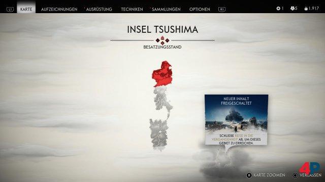 Screenshot - Ghost of Tsushima (PlayStation5)