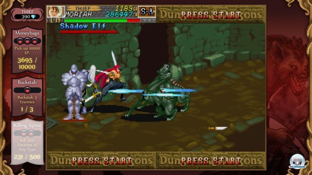 Screenshot - Dungeons & Dragons: Chronicles of Mystara (360) 92461764