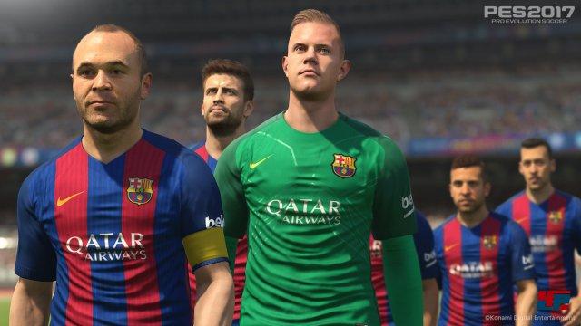 Screenshot - Pro Evolution Soccer 2017 (PC) 92529984