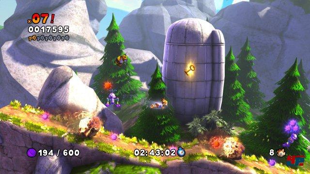 Screenshot - Bubsy: The Woolies Strike Back (PC)