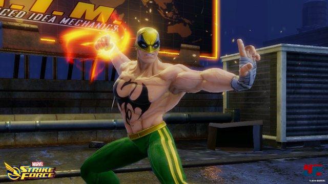 Screenshot - Marvel Strike Force (Android) 92562455