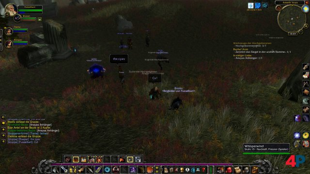 Screenshot - World of WarCraft Classic (PC) 92595701