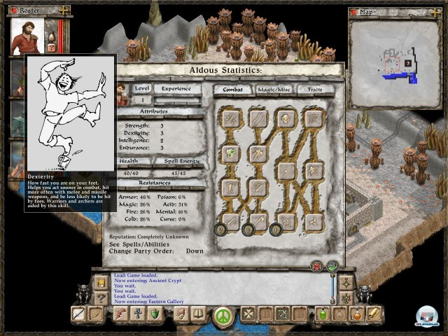 Screenshot - Avernum: Escape from the Pit (PC) 2242322