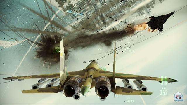 Screenshot - Ace Combat: Assault Horizon (360) 2248902