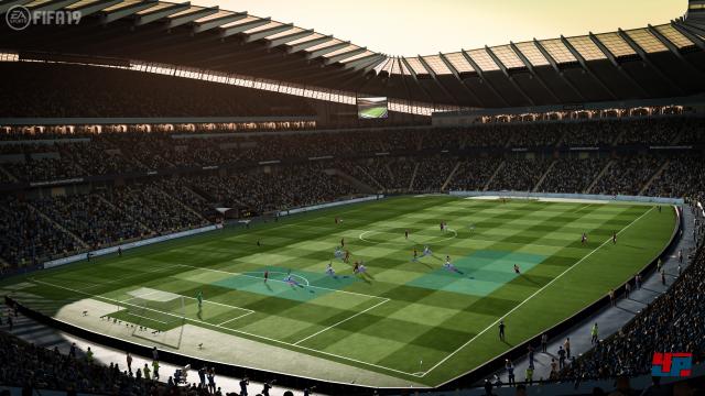 Das neue Taktik-System erlaubt detailliertere Match-Pläne und dynamische Anpassungen.