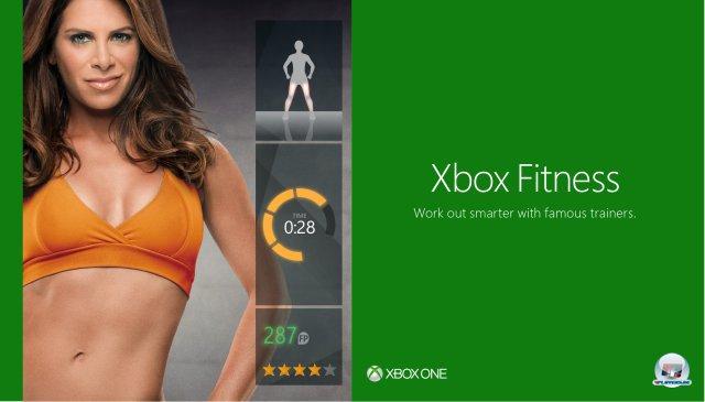 Screenshot - Xbox Fitness (XboxOne) 92469938
