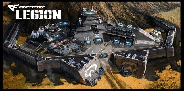Screenshot - Crossfire: Legion (PC) 92643870