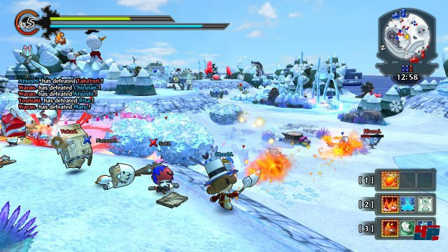 Screenshot - Happy Wars (PC) 92481205