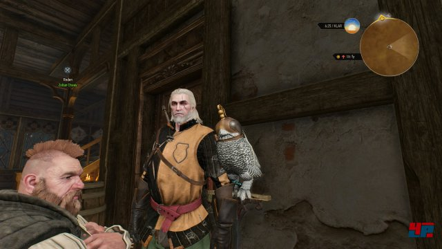 Screenshot - The Witcher 3: Wild Hunt (PlayStation4) 92504480