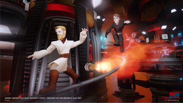 Screenshot - Disney Infinity 3.0: Play Without Limits (360) 92505418