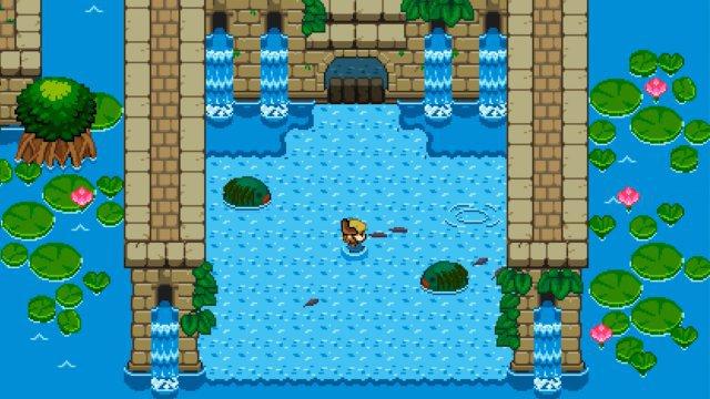 Screenshot - Ocean's Heart (PC) 92624963
