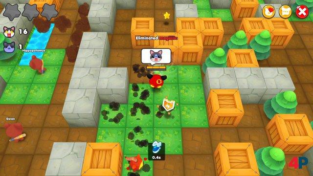 Screenshot - Bombergrounds: Battle Royale (PC)