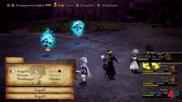 Screenshot - Bravely Default 2 (Switch) 92635816