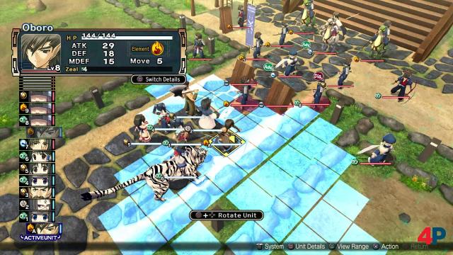 Screenshot - Utawarerumono: Prelude to the Fallen (PS4)