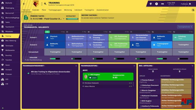 Screenshot - Football Manager 2019 (PC) 92577141