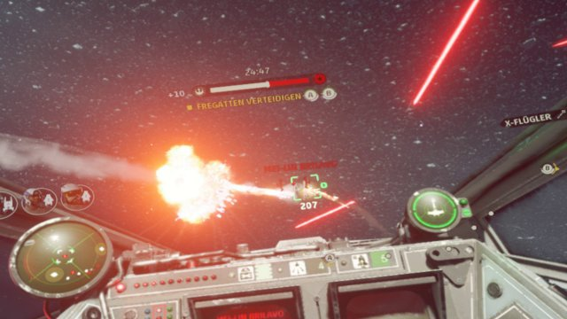 Screenshot - Star Wars: Squadrons (OculusRift, One)