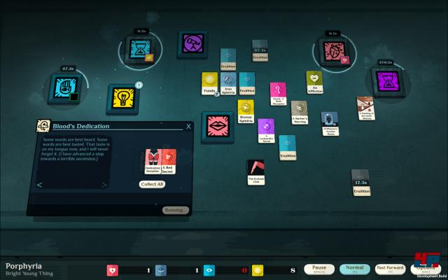Screenshot - Cultist Simulator (PC)