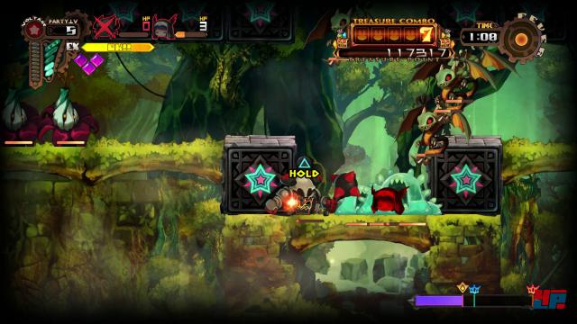 Screenshot - Lapis x Labyrinth (PS4) 92588401