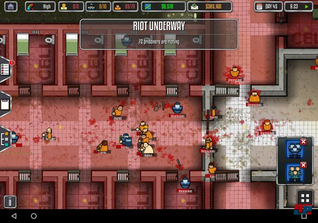 Screenshot - Prison Architect (Android) 92545976