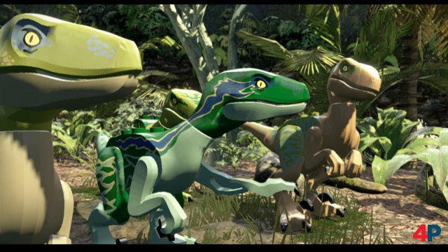 Screenshot - Lego Jurassic World (Switch) 92596497