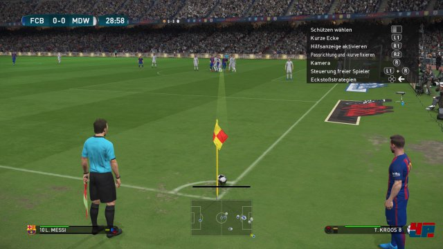 Screenshot - Pro Evolution Soccer 2017 (PS4) 92533239