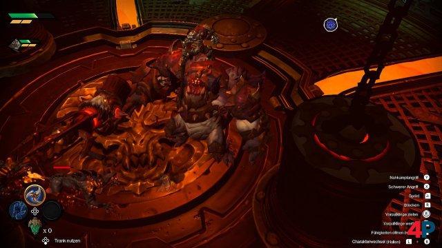 Screenshot - Darksiders Genesis (PS4)