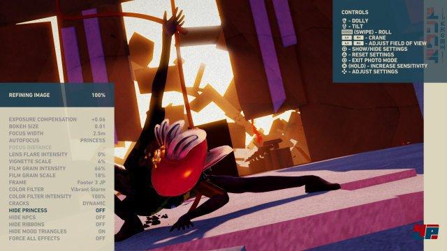 Screenshot - Bound (PS4) 92532056