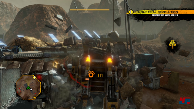 Screenshot - Red Faction: Guerrilla (PC) 92568674