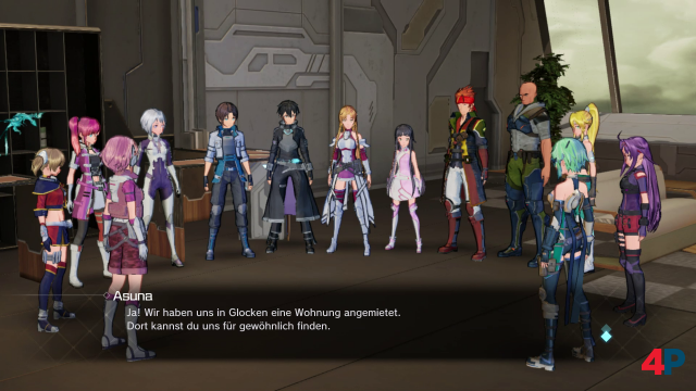 Screenshot - Sword Art Online: Fatal Bullet (Switch) 92593814