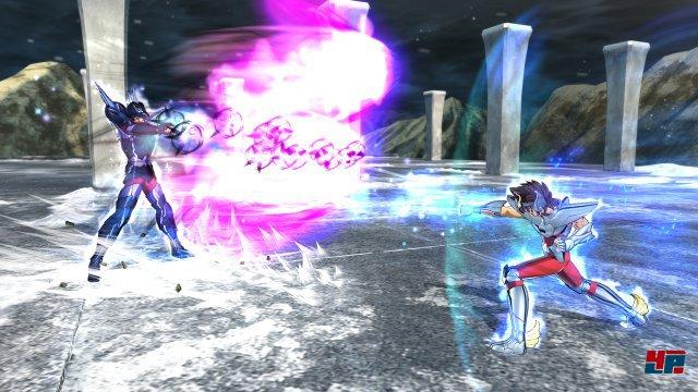Screenshot - Saint Seiya: Soldiers' Soul (PC) 92509036