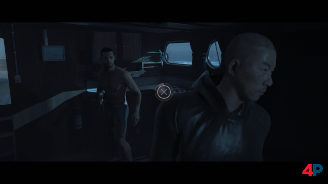 Screenshot - The Dark Pictures Anthology: Man of Medan (PC) 92592352