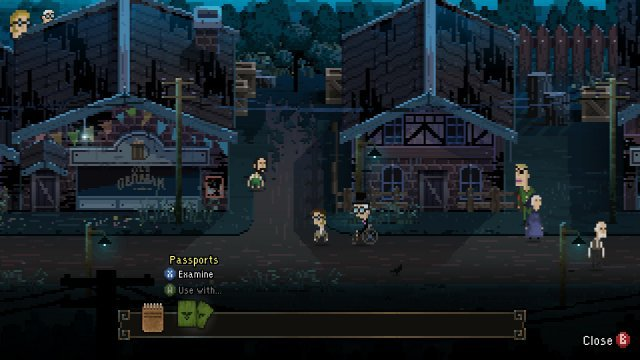 Screenshot - Nine Witches: Family Disruption (PC)